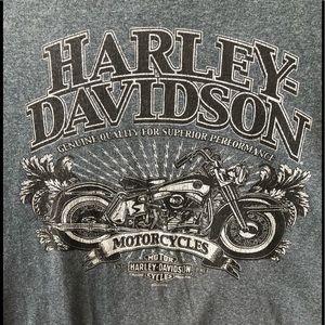 Harley Davidson men's tee shirt short sleeve XL